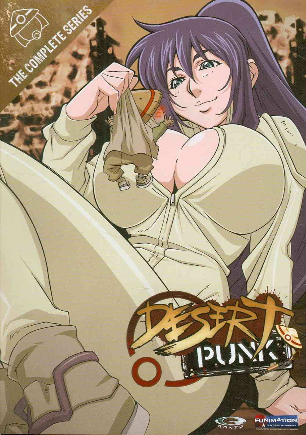 DESERT PUNK (VIRIDIAN COLLECTION 2) BY DESERT PUNK (DVD)