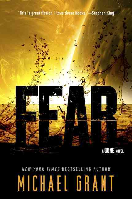 Fear By Grant, Michael
